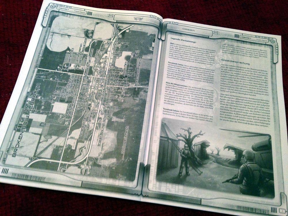 Projekt Oberon - Blick ins Buch