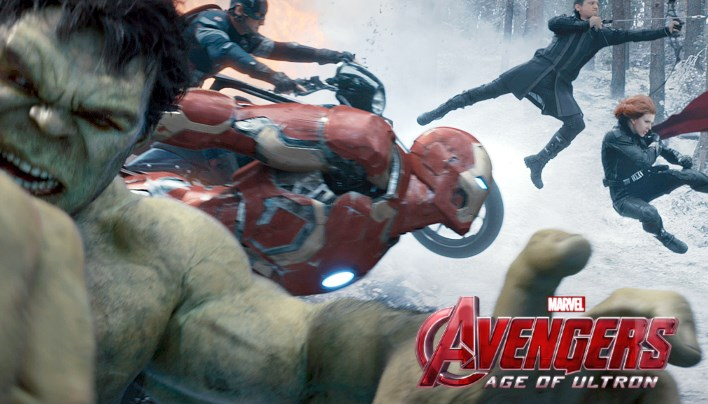 Angeschaut: Avengers: Age of Ultron – Ein kurzweiliger Film über ein kurzes Zeitalter