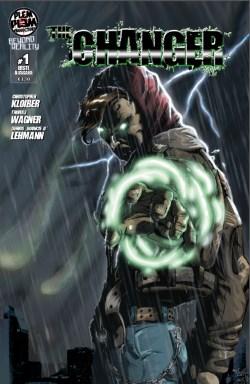 Changer Comic 01 Plem Plem Productions Cover