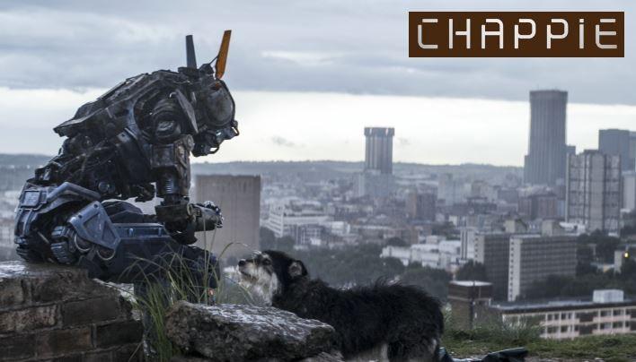Angeschaut: Chappie – Hundefutter fürs Hirn