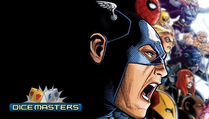 Angespielt: Dice Masters – Würfelwahnsinn mit Superhelden