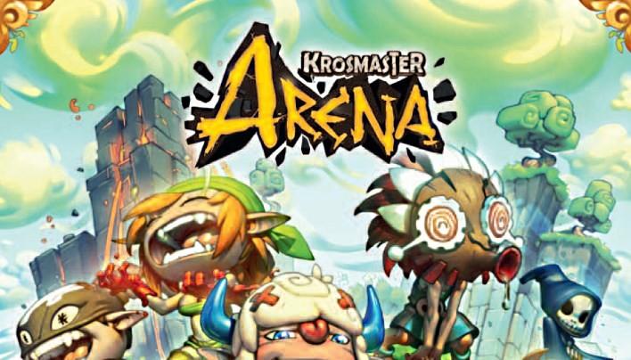 Krosmaster Arena – Online & Offline, Kindisch & Taktisch