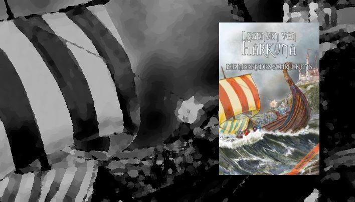Rezension: Legenden von Harkuna 3 – Die Meere des Schreckens