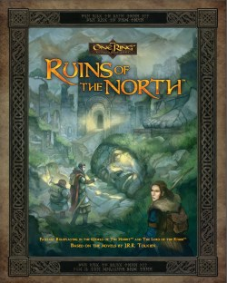 Ruins of the North One Ring Cover