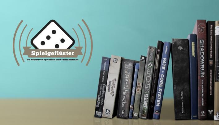 Podcast: Spielgeflüster Folge #7 – Übersetzung oder Originalsprache?