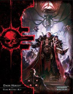 Dark Heresy GM Kit 2nd Ed Cover