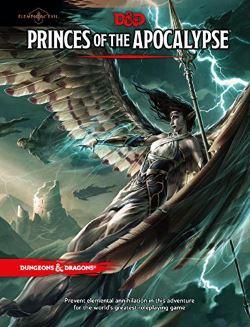 DnD5 Princes of the Apocalypse Cover