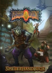 Earthdawn 4 Spielerhandbuch Cover Ulisses Spiele