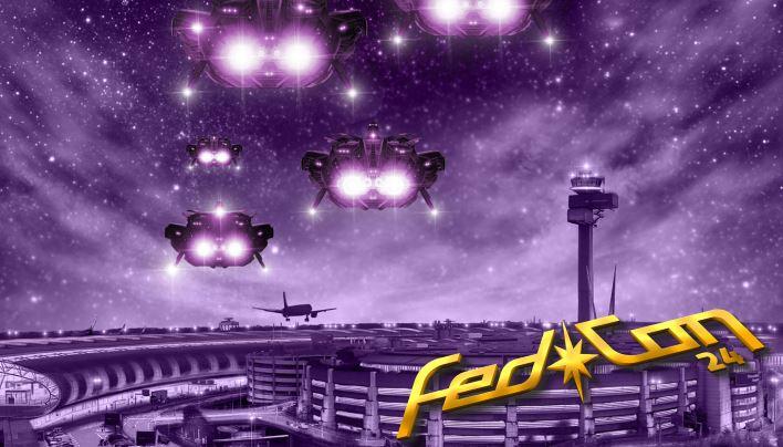 Fedcon 24 – Ein Wochenende im Zeichen der Science-Fiction