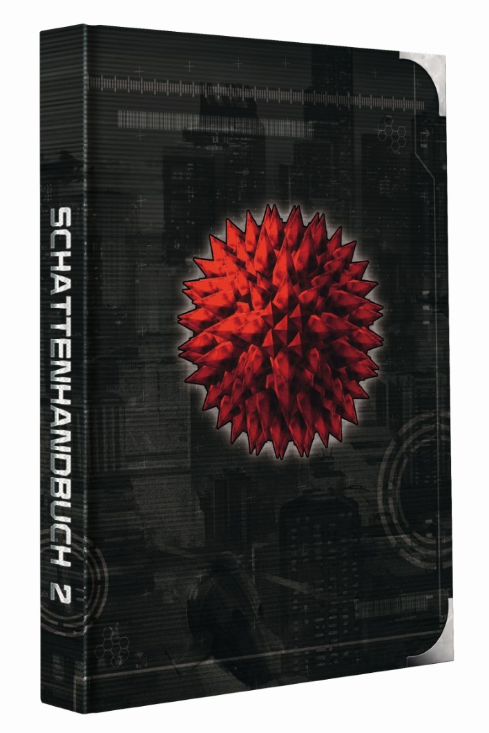 Das limitierte Schattenhandbuch 2 war ein beliebter Kauf