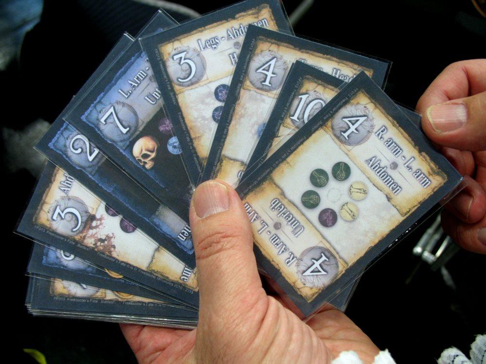 Die neuen Battles!-Karten werden bald auch regulär zu kaufen sein