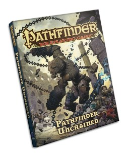 unchained pathfinder cover