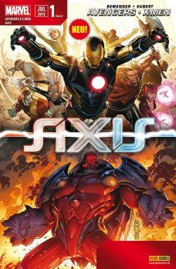 Axis 2 Panini Marvel Teaser