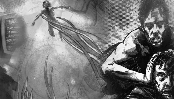Mage ist zwar nicht so düster, wie andere World of Darkness-Spiele, kann aber mit Dämonen und der Manipulation von Gedanken, Erinnerungen und Schicksal schon recht finster werden.