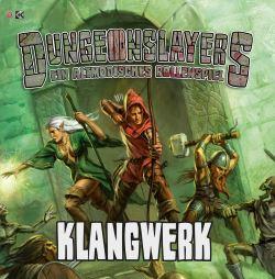Dungeonslayers Klangwerk Soundtrack Uhrwerk Verlag Cover