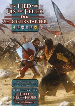 Game of Thrones Rollenspiel Chonikstarter Mantikore Cover