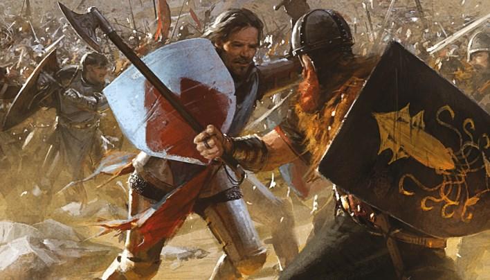 Rezension: Lied von Eis und Feuer RPG – Der Chronikstarter – Familienleid in den Flusslanden