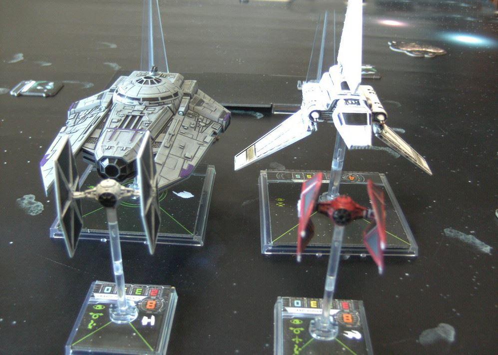 Die imperiale Flotte