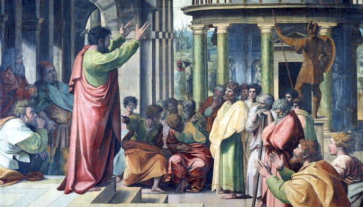 Homiletik im LARP: Predigt mit Sinn und Herz