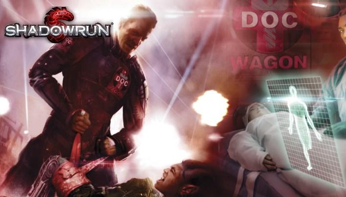 Rezension: Shadowrun 5 – Bullets & Bandages –  Es wird blutig