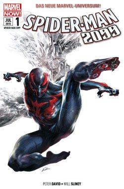 Spiderman 2099 #1 Marvel Panini  Coverjpg