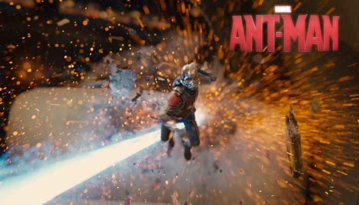 Angeschaut: Ant-Man – Kommt es bei Helden auf die Größe an?