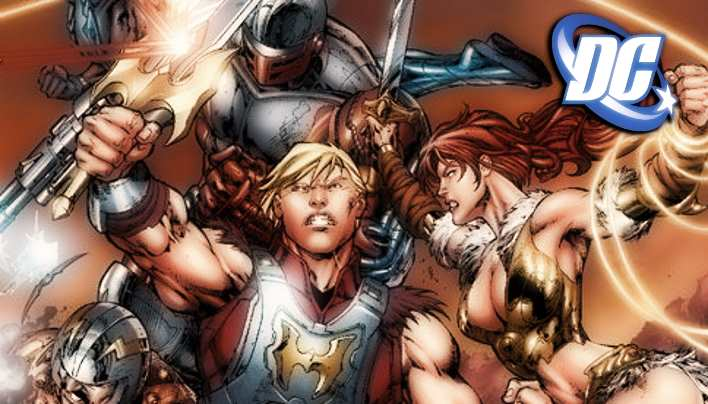 Rezension: DC-Universum vs. Masters of the Universe – Bei der Macht von Krypton!