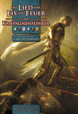 Game of Thrones Lied von Eis und Feuer Kampagnenführer Westeros Mantikore Verlag cover