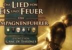 Game of Thrones Lied von Eis und Feuer Kampagnenführer Westeros Mantikore Verlag teaser