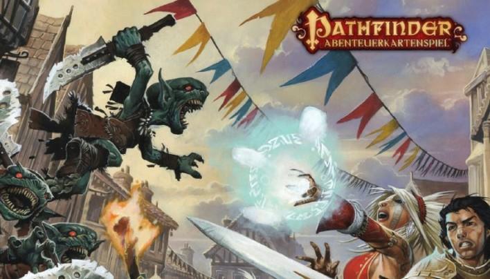 Rezension: Pathfinder Abenteuerkartenspiel – Das Erwachen der Runenherrscher (Grundbox)