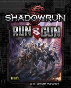 Shadowrun Run Gun Cover