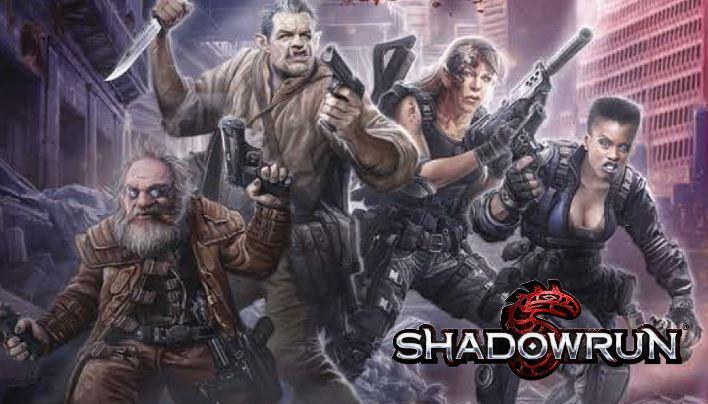 Rezension: Kreuzfeuer/Run&Gun — Der Weg des Kriegers (Shadowrun 5)