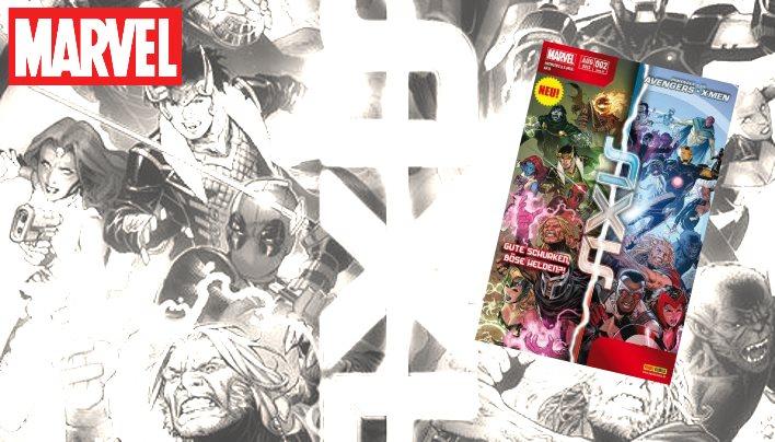 Rezension: Axis #02 – Janusgesichtige Magie (Marvel Comics)