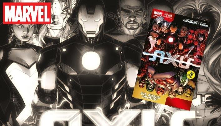 Rezension: Axis #03 – Krasser geht's immer (Marvel Comics)