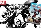 Ant Nan 1 Megaband Teaser Panini Marvel