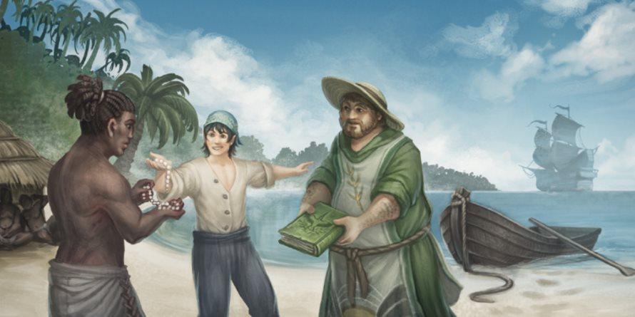 Moneten und Missionare - der ganz gewöhnliche Entdecker-Wahnsinn