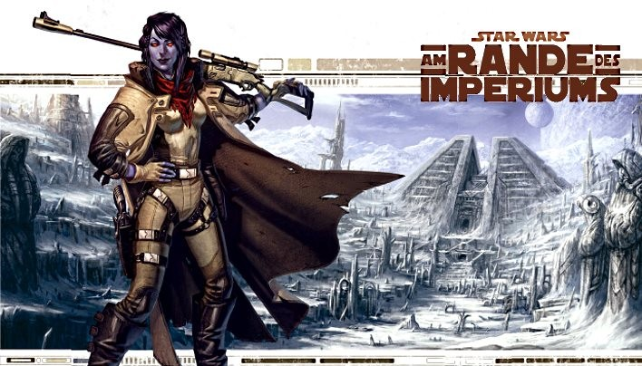 Rezension: Reise ins Unbekannte – Indiana Jones am Rande des Imperiums (Star Wars RPG)