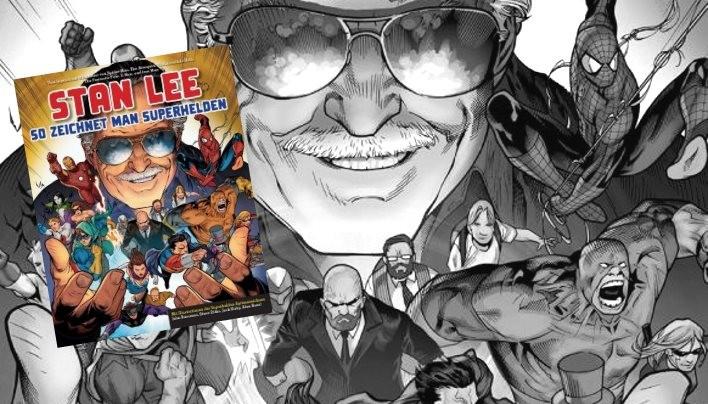 Kurzcheck: So zeichnet man Superhelden (Stan Lee)
