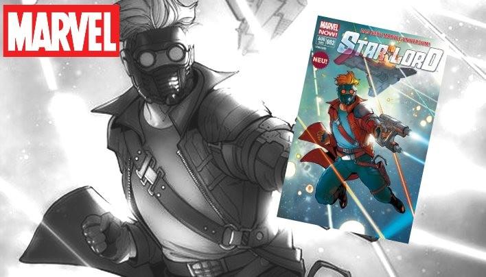 Rezension: Star-Lord #02 – Schräge Typen, heiße Küsse (Marvel Comics)