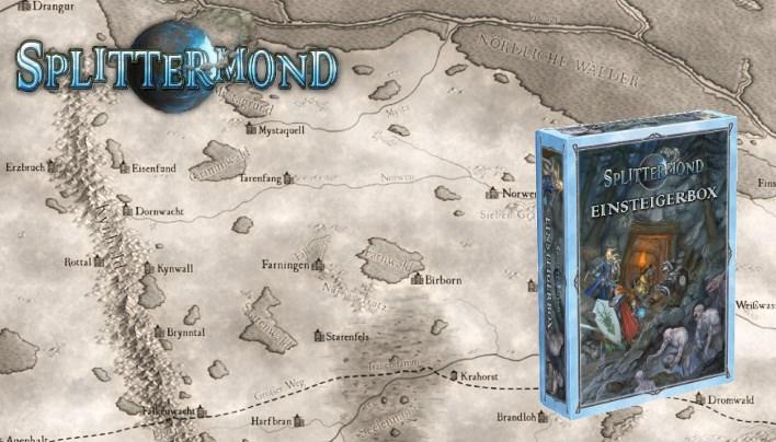 Rezension: Splittermond Einsteigerbox – Allgegenwärtige Magie