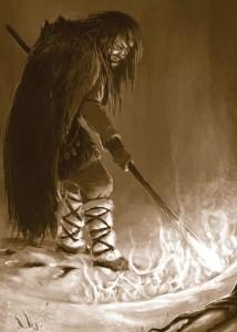 Runenmagie spielt eine gewisse Rolle