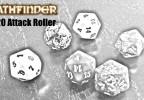 D20 Pathfinder Attack Roller