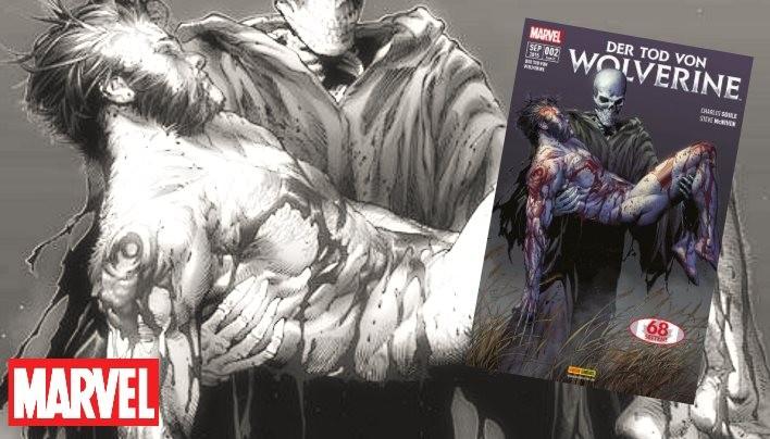 Rezension: Der Tod von Wolverine #02 – Endlich ist es vorbei (Marvel Comics)