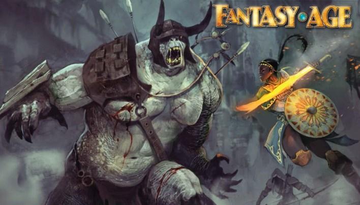 Rezension: Fantasy in Grün – Fantasy AGE