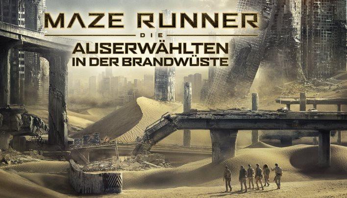Angeschaut: Maze Runner – Die Auserwählten in der Brandwüste