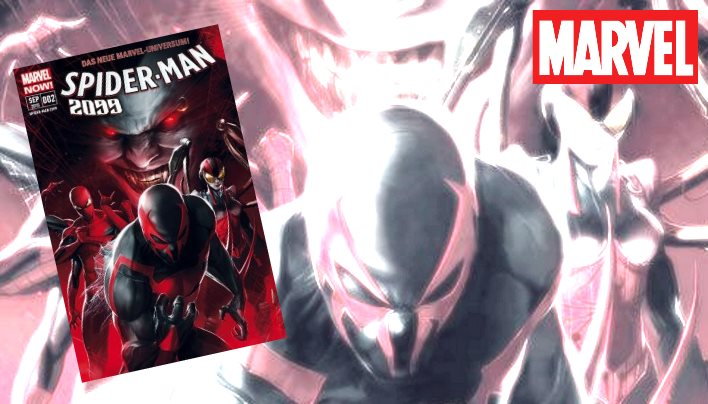 Rezension: Spider-Man 2099 #02 – Quer durchs Spiderverse (Marvel Comics)