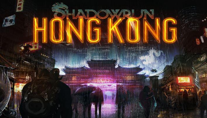 Gefallen und gejagt: Shadowrun Hong Kong