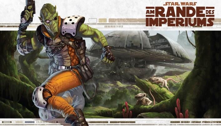 Kurzcheck: Star Wars: Am Rande des Universums – Jenseits des Randes