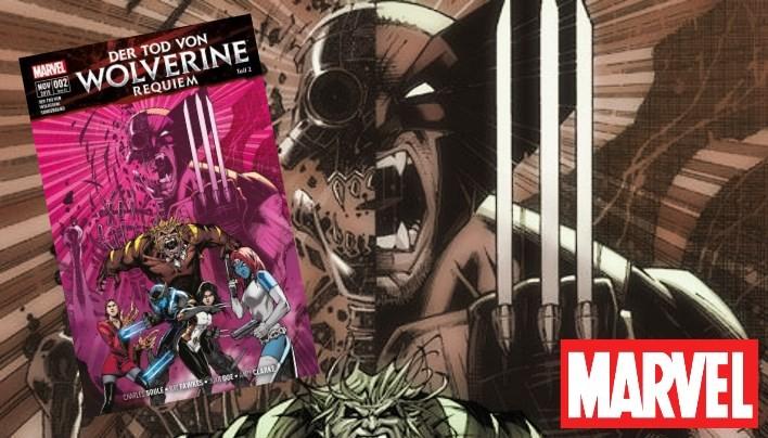 Rezension: Der Tod von Wolverine #02 – Requiem. – Das Erbe des Kriegers (Marvel)