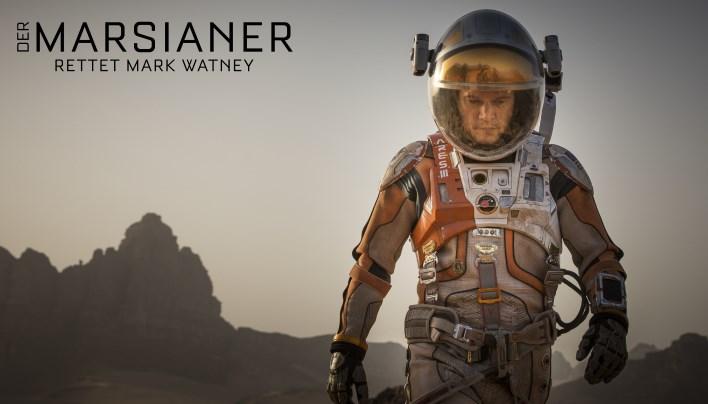 Angeschaut: Der Marsianer – Rettet Mark Watney